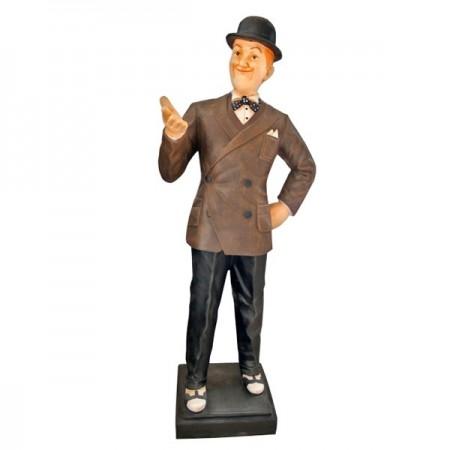 Flip 190 cm - figura reklamowa