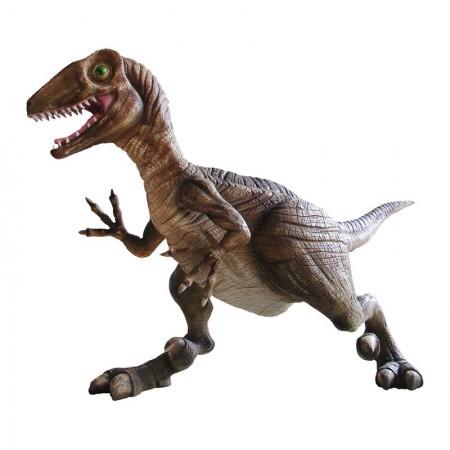 Utahraptor, dinozaur 170 cm - figura reklamowa