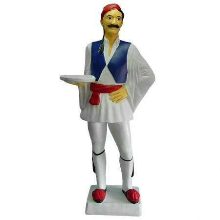 Kucharz Grek 180 cm - figura reklamowa