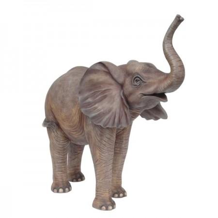Słoń mały 160 cm - figura reklamowa