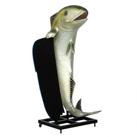 Duża ryba 195 cm - figura reklamowa
