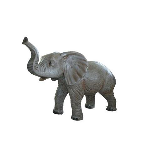 Słoń mały 175 cm - figura reklamowa