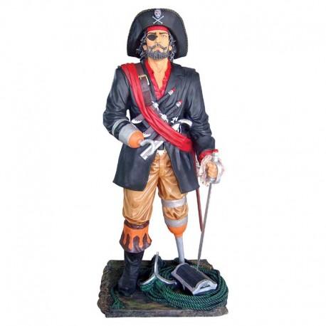 Pirat 190 cm - figura reklamowa