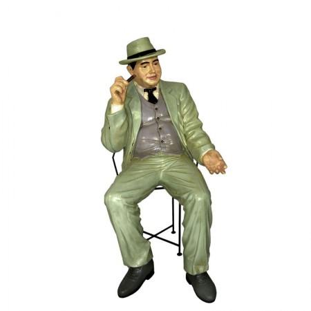 Al. Capone 140 cm - figura reklamowa