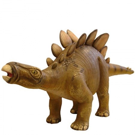 Stegozaur, dinozaur 110 cm - figura reklamowa