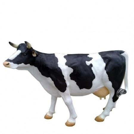 Krowa 480 cm - figura reklamowa