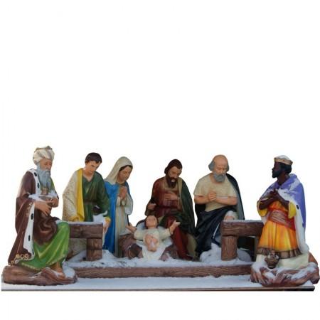 Figury do Szopki Bożonarodzeniowej