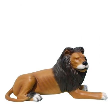 Lew leżący 73 cm - figura reklamowa